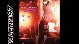 Avril Lavigne-Girlfriend Remix TBDT live in Toronto
