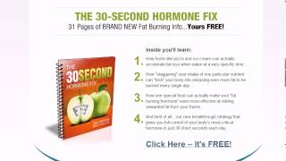 Fat Burning Hormone Diet: Reverse Leptin Resistance for Guaranteed Weight Loss
