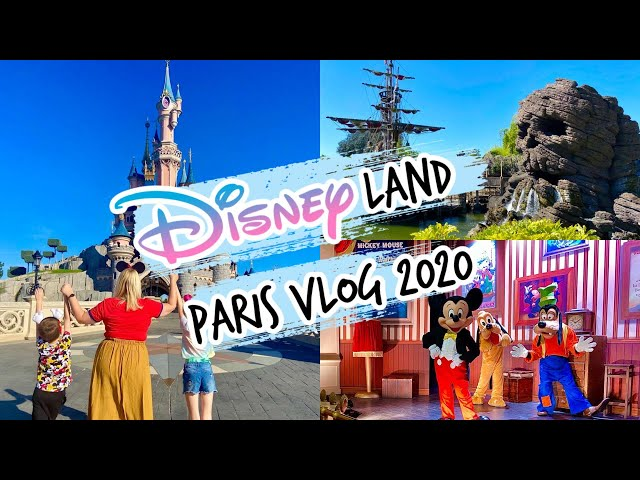 DISNEYLAND PARIS VLOG 2020 PART 2