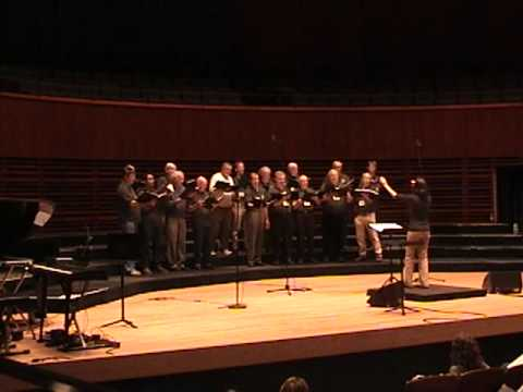 Myfanwy-Montreal Welsh Male Choir-Claude-Marie Landré