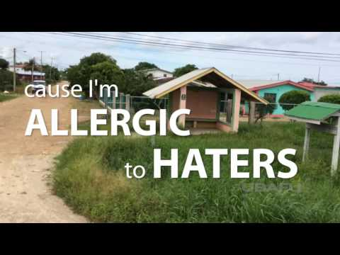 Allergy –  Supa G featuring Nello Player: Allergic to haters