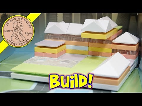~New~ ArcKit Play & Master Plan Architectural Model Building Design Tool - Kids Toy Review