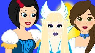 PRINCESS:Beauty and the beast |Snow Queen | Snow White | बच्चों की नयी हिंदी कहानियाँ |