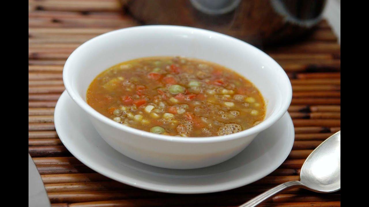 Lentejas con chorizo y verduras receta de cocina al natural youtube - Cocina al natural ...