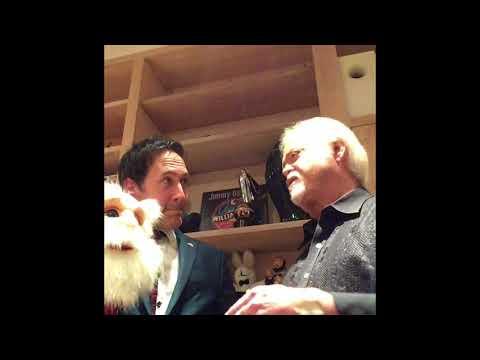 Steve talks with Merrill Osmond