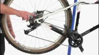 How to carry out basic mountain bike maintenance