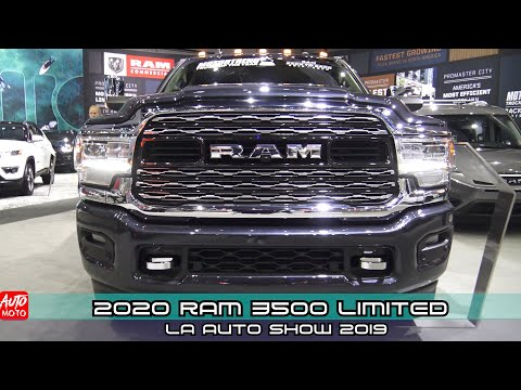 2020-ram-3500-limited---exterior-and-interior---la-auto-show-2019