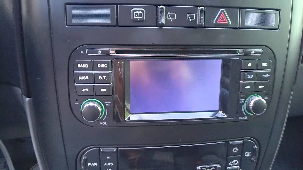 4 3 U0026 39  U0026 39 Car Dvd Gps Radio For Jeep Wrangler Dodge Chrysler 300m Chrysler Voyager
