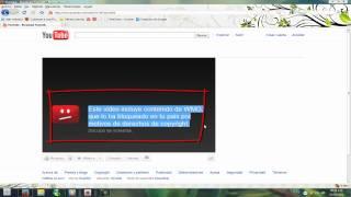 Como ver videos bloqueados en tu Pais | Inedito !