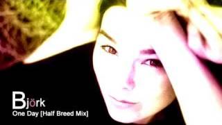 Björk - One Day [Half Breed Mix]
