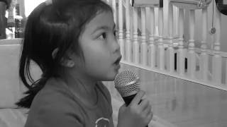 Lost Boy cover (Peter Pan) Ruth B - 5 years old