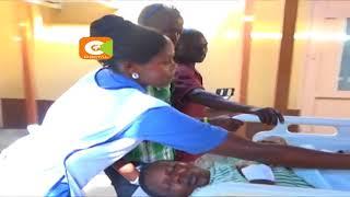 Majeruhi wengi wa ajali ya Migaa wanatibiwa hospitalini Nakuru