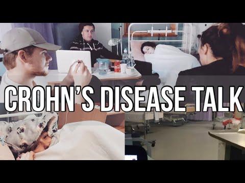 Having a life long illness: Crohn's disease tips, advice and chat