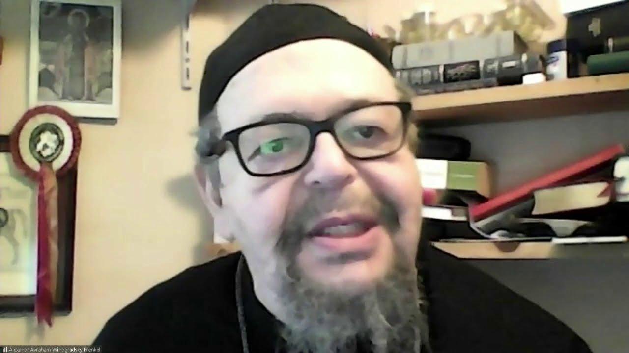 Alexandre Wynogradski, né juif, prêtre à Jérusalem - En marge de l'actualité du 7 janvier 2021