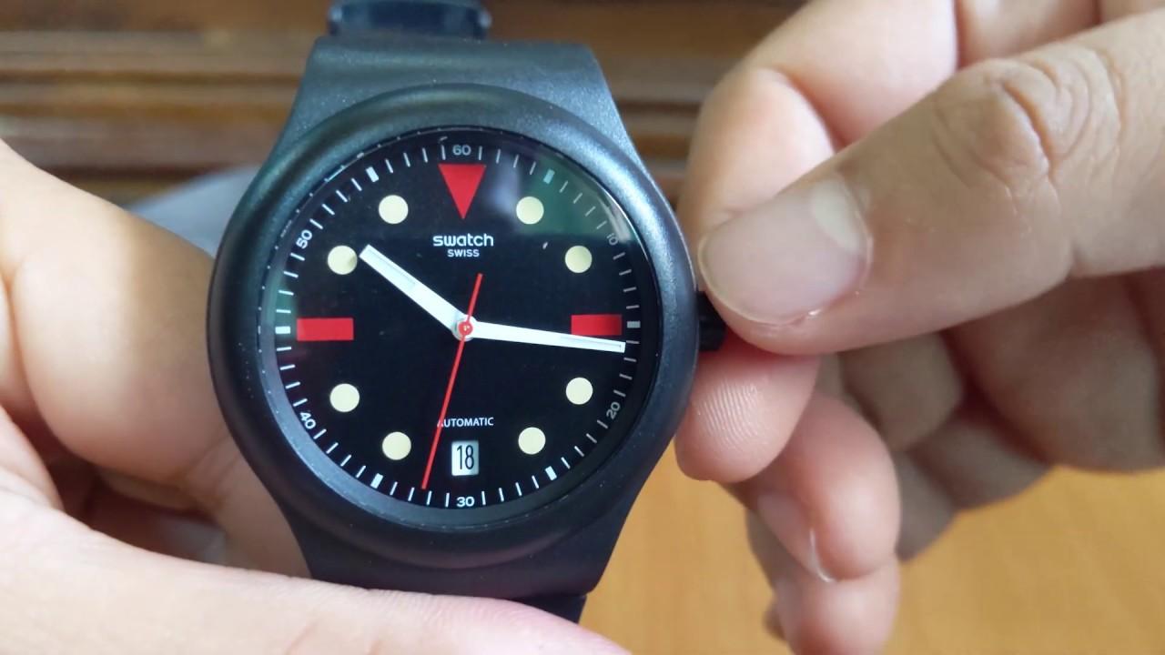 [UN]BOXING DAY – Mở hộp SWATCH SISTEM51 HODINKEE GENERATION 1986 – Đồng hồ cơ Thụy Sĩ giá rẻ vỏ nhựa