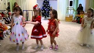 Танец Конфетки)))