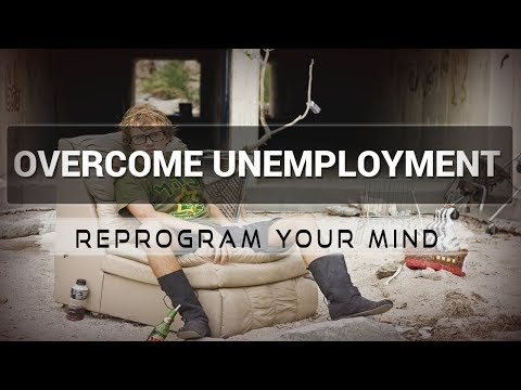 unemployed affirmations mp3 music audio - Law of attraction - Hypnosis - Subliminal