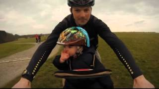 Wiliam's Weeride experience (1yr old): Ashton Hill MTB cour