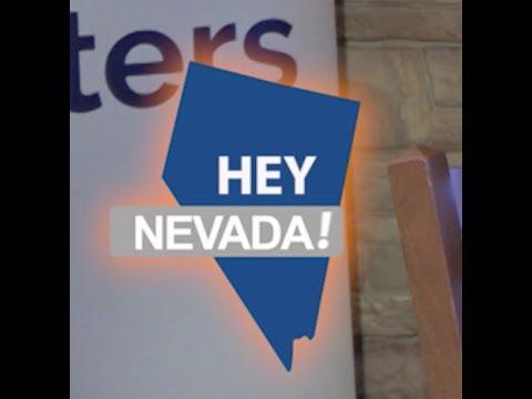 Hey Nevada!  with Mary Beth Sewald