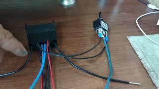 Реверс электродвигателя 12 вольт