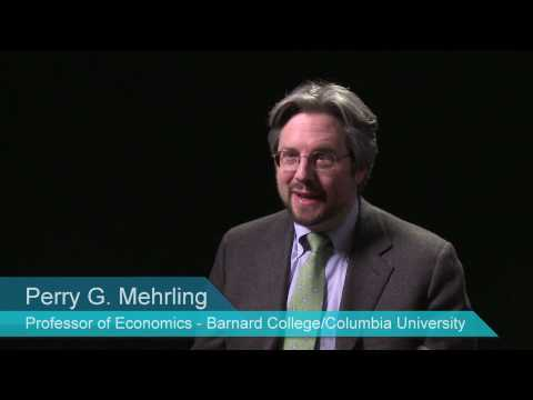 The Role of Blogs and New Media During the Global Crisis - Perry Mehrling
