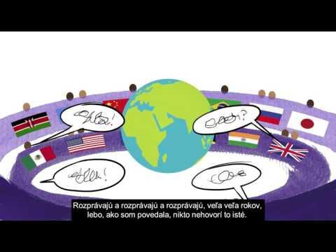 IIED: Ciele udržateľného rozvoja