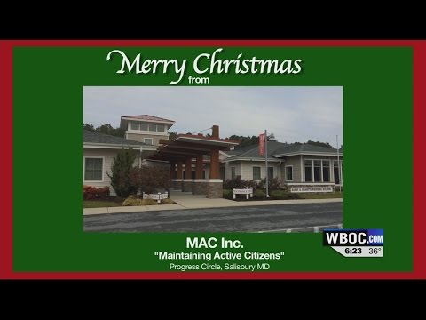 Travels With Charlie: Merry Christmas from MAC Inc