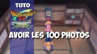 Inazuma Eleven Go Chrono Stones :Comment Avoir les 100 PHOTOS !