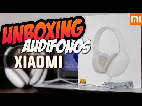 Unboxing Los Mejores Audifonos Xiaomi / Muy Buena Calidad / Economicos