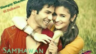 Main Tenu Samjhawan Ki - Instrumental Song.| Hummty Sharma Ki Dulhania