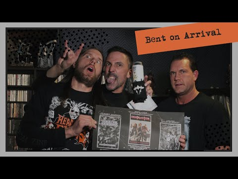 Bent on Arrival | HELLCAST Metal Podcast Episode 116
