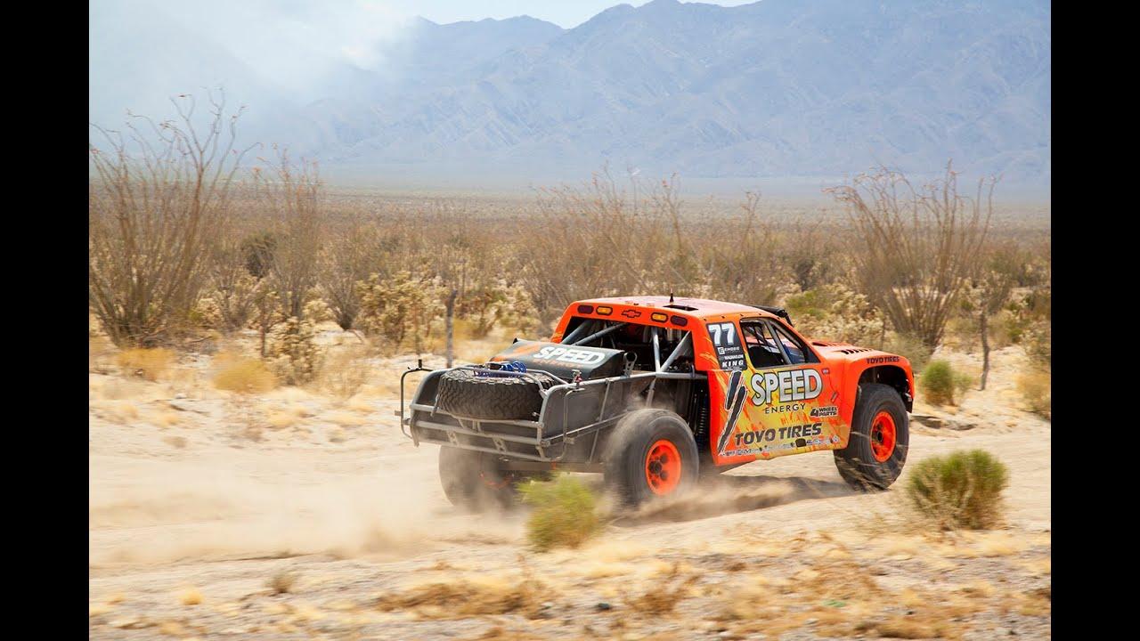 Baja 1000, 2018 Trophy Truck Winner