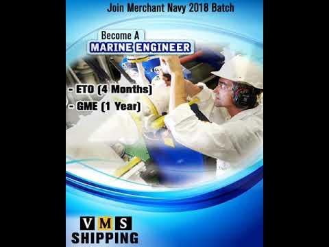 VMS Shipping - Marine Engineering