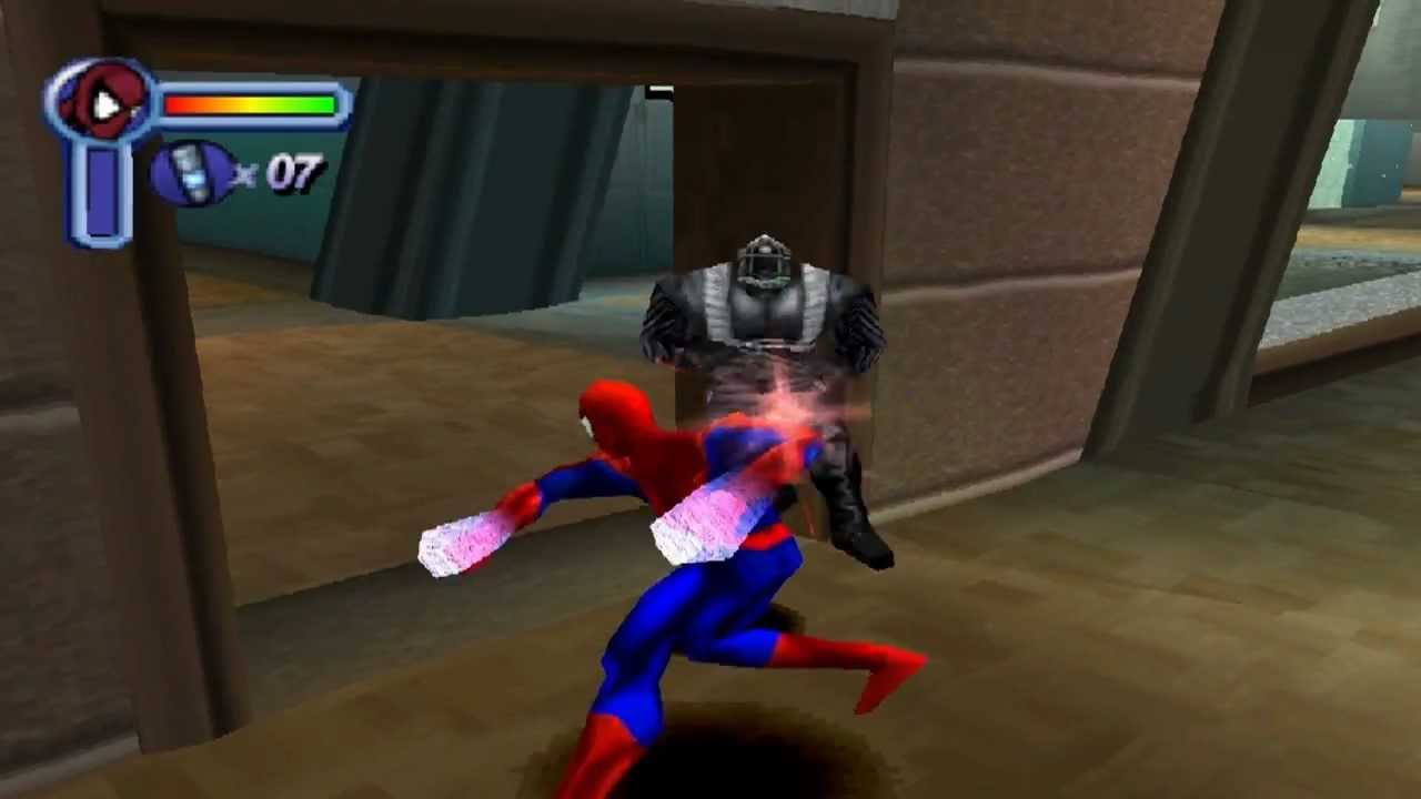 Spider-Man PS1 ROM #27