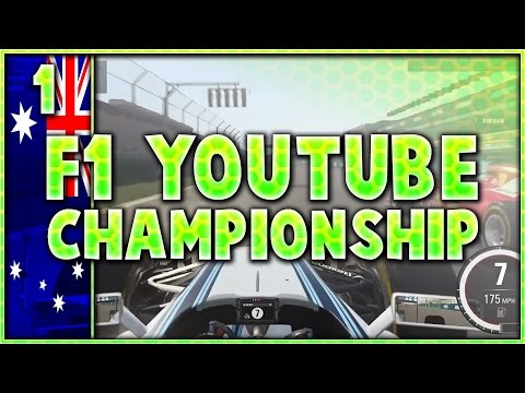 F1 Youtuber Championship Part 1: THE NEW SPRINT MODE?!
