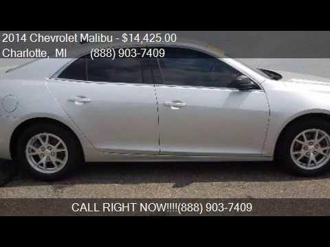 2014 Chevrolet Malibu LS Fleet 4dr Sedan for sale in Charlot