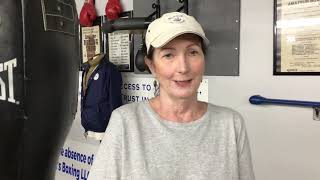Parkinson's Client Testimonial | How Parkinson's Boxing Helped A Client in a Wheelchair