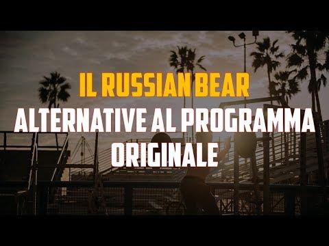 Il Russian Bear - Alternative Al Programma Originale
