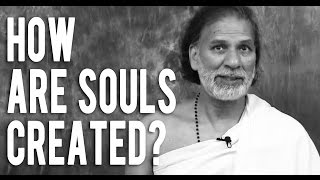 الروحانية والعلوم: كيف النفوس خلقت ؟