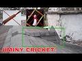Chimney cricket build