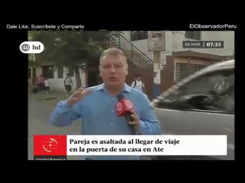 AMERICA NOTICIAS: Salamanca - Ate (12-04-2017)