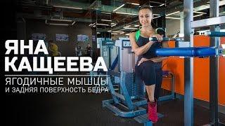 видео Ягодичные мышцы бедра. Их функции и строение