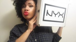 Open Box Video: New Nyx Products! Spring 2013 Thumbnail