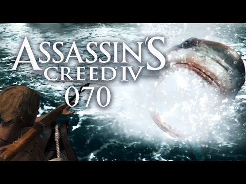 ASSASSIN'S CREED 4: BLACK FLAG #070 - Der große weiße Hai [HD+] | Let's Play Assassin's Creed 4