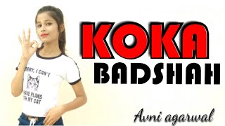 Koka | Khandaani Shafakhana | Sonakshi Sinha, Badshah |  Dance Choreography | Avni Agarwal