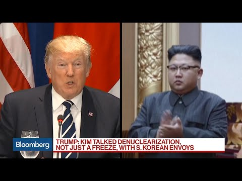 Professor Lankov Says President Trump's North Korean Policies Worked