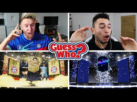 HUGE WALKOUT! FIFA 19 GUESS WHO! FIFA 19 OTW Pack Opening