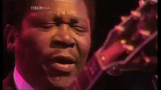 B.B. KING - When It All Comes Down  (1978 UK TV Performance) ~ HIGH QUALITY HQ ~