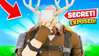 *EXPOSING* Fortnite's BIGGEST SECRET! (Who Are The MARAUDERS?)