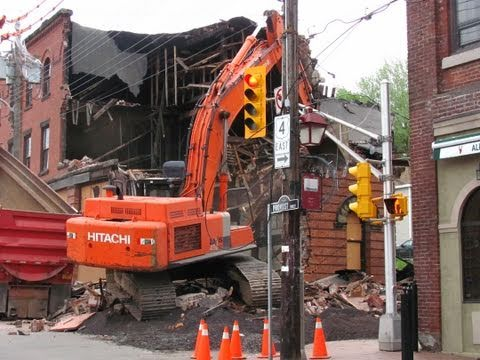 Building Demolition~Part One